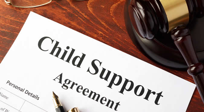 Oshawa child support agreement